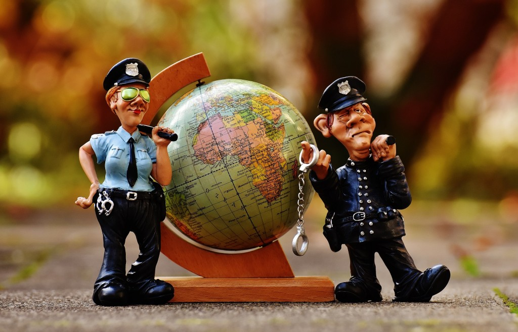 Umgang Bundespolizei