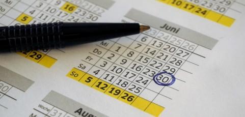 12-monatige Einwendungsfrist gegen Betriebskostenabrechnung endet mit Ablauf des zwölften Monats